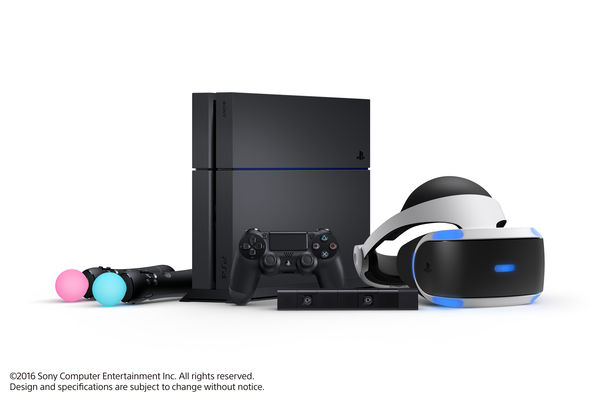 More PlayStation VR Bundles coming soon